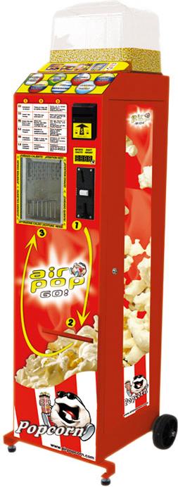 Distributeur de Popcorn Airpop Go